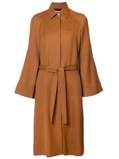 belted coat  Rosetta Getty
