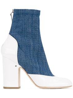 ботинки по щиколотку Melody Laurence Dacade