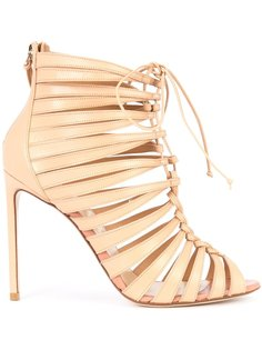strappy ankle boots Francesco Russo