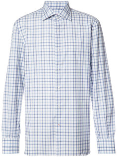 checked shirt Isaia