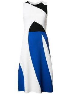 triple-tone dress Narciso Rodriguez