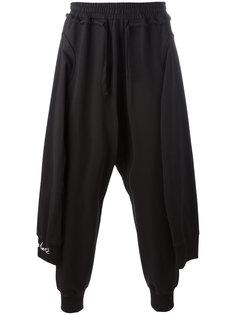 многослойные спортивные брюки  KTZ