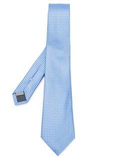 галстук с узором Canali