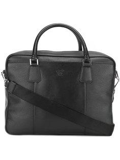 прямоугольная сумка на плечо Canali