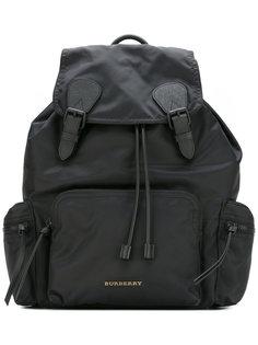 рюкзак с логотипом Burberry