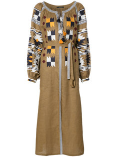 Aztec stylised dress Vita Kin