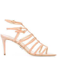 strappy sandals  Paul Andrew