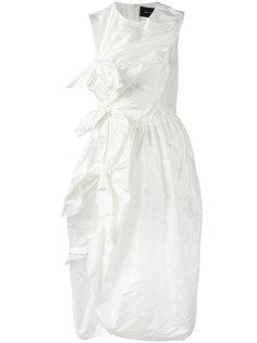 платье с четырьмя узлами Simone Rocha