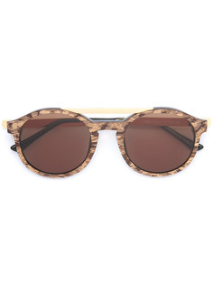 round frame sunglasses Thierry Lasry