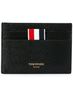 striped cardholder Thom Browne