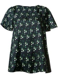 floral print T-shirt A.P.C.