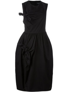 платье с элементами узлов Simone Rocha