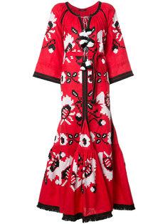 floral motif dress Vita Kin