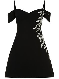 floral embroidery dress Cinq A Sept