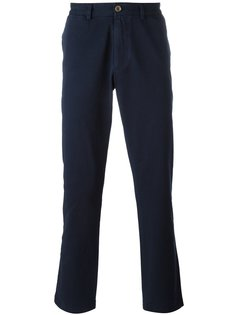 классические брюки чинос Sunspel