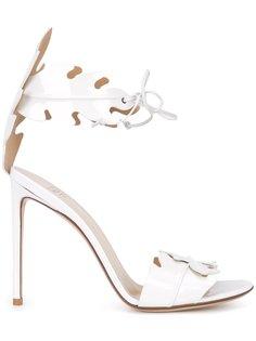 ankle strap sandals Francesco Russo