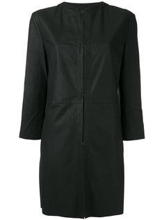 пальто с панельным дизайном  Drome