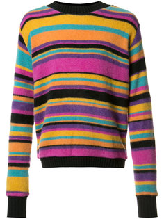 colour block jumper  The Elder Statesman