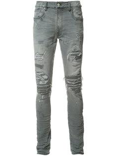 shredded detail jeans Amiri