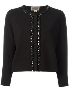 embellished trim jacket Giambattista Valli
