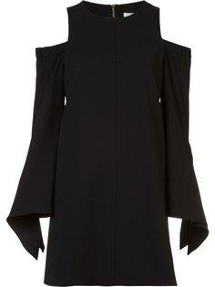 cold-shoulder dress Tibi