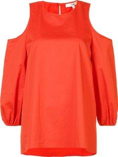 cold-shoulder blouse Tibi
