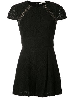 floral lace playsuit Alice+Olivia