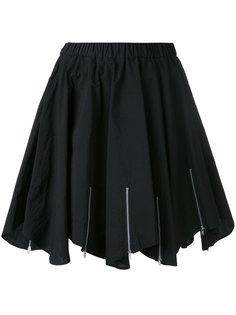 плиссированная юбка Julien David