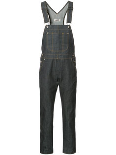 denim jumpsuit Naked And Famous