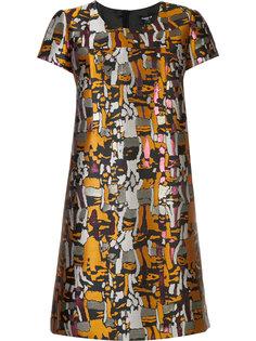 printed dress Paule Ka