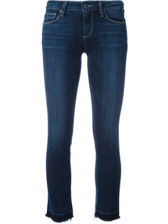 skinny cropped jeans Paige