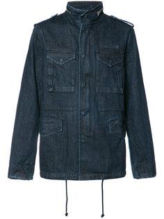 multiple pockets denim jacket Prps