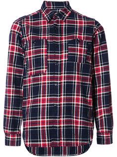plaid shirt Engineered Garments
