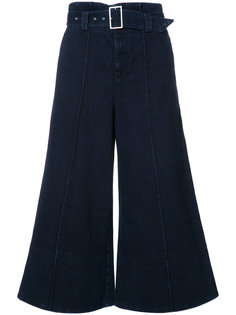 wide-legged cropped trousers Ag Jeans