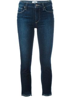 укороченные джинсы кроя скинни  Paige