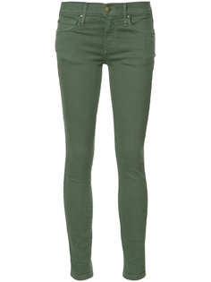 super skinny cropped jeans The Great