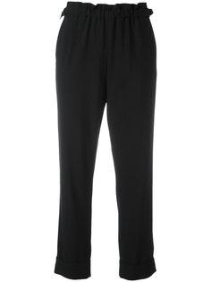 укороченные брюки  Giorgio Armani