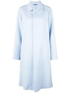 пальто с потайной застежкой  Maison Margiela