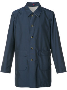 reversible trench coat Isaia