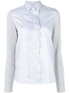 рубашка в рубчик  Maison Margiela