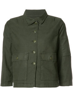 three-quarters sleeve jacket The Great