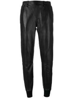 slim-fit trousers Manokhi