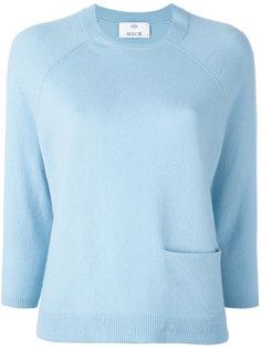 свитер с карманом Allude