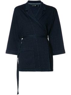 belted jacket Ag Jeans