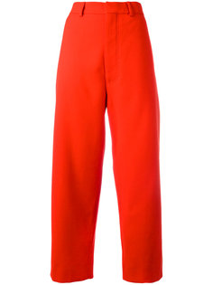 straight leg trousers Marni