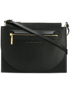 front zip crossbody bag Victoria Beckham