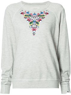 heart patch jumper The Great