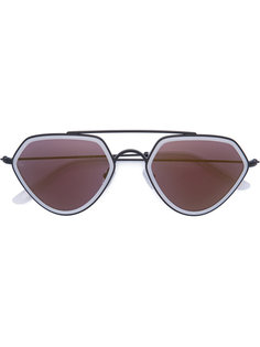 Geo II sunglasses Smoke X Mirrors