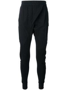 брюки с заниженной шаговой линией  Thom Krom