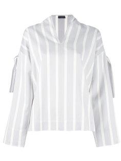 блузка в полоску Joseph
